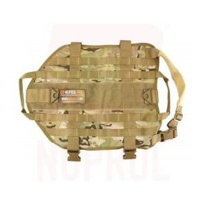 Nuprol Tactical Dog Vest - NP Camo (Multicam)