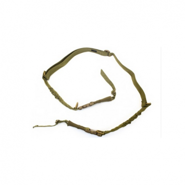 Nuprol Two Point Bungee Sling - Tan