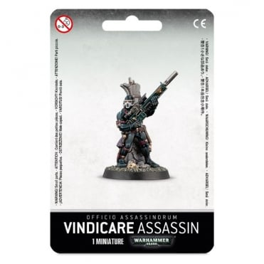 Officio Assassinorium Vindicare Assassin