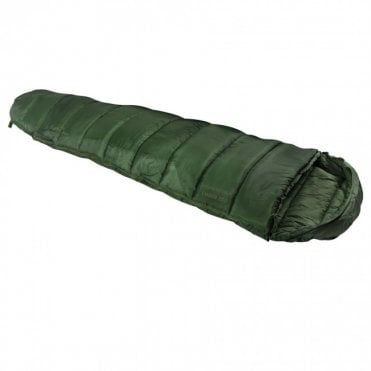 Phoenix Ember 250 Mummy Sleeping Bag - Olive Green