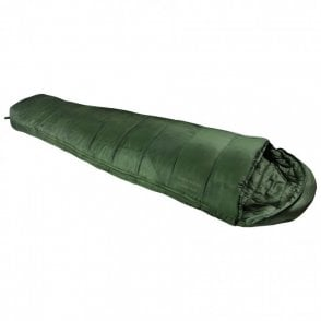 Phoenix Flame 400 Mummy Sleeping Bag - Olive Green