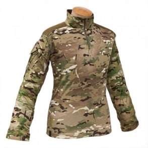 Platatac Cool Under Tactical (UBACS) Shirt Multicam - Extra Large