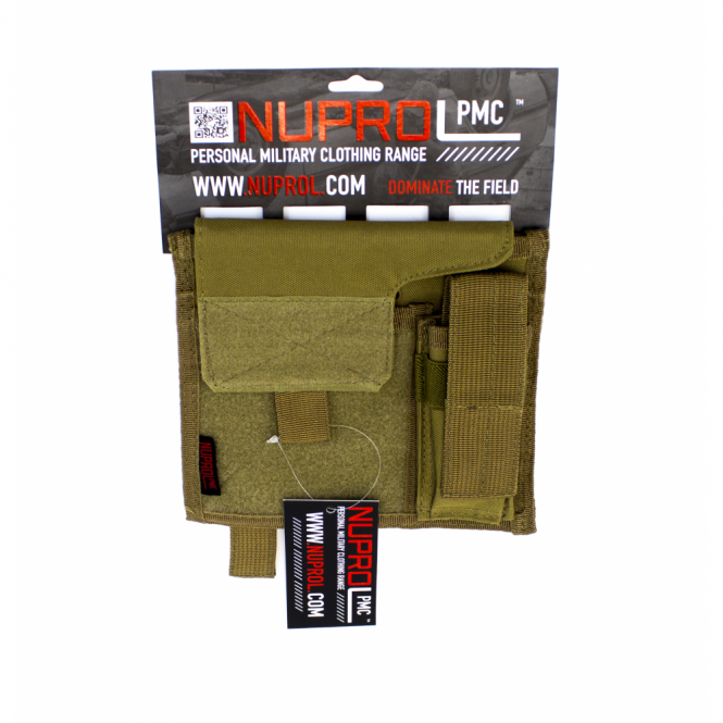 Nuprol PMC Admin Pouch - Tan