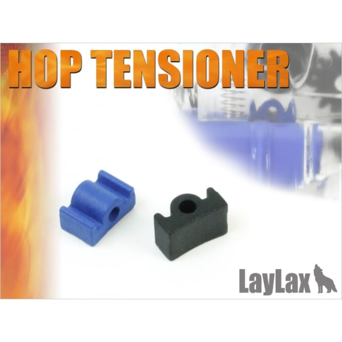 Laylax Prometheus Flat Hop Tensioner includes Soft and Hard