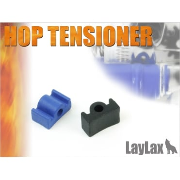 Prometheus Flat Hop Tensioner includes Soft and Hard