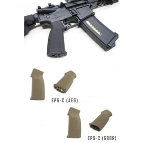 PTSå¨ Enhanced Polymer Grip - Compact (EPG-C) AEG-Dark earth