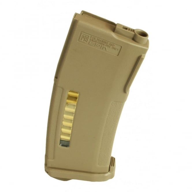 PTS Syndicate Airsoft PTS 150 Rounds EPM Magazine Dark Earth