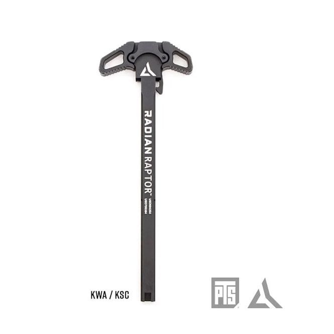 PTS Syndicate Airsoft PTS AXTS Raptor Ambidextrous Charging Handle GBB-KWA/KSC