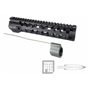 "PTS Centurion Arms CMR Rail 9.5"" Black"