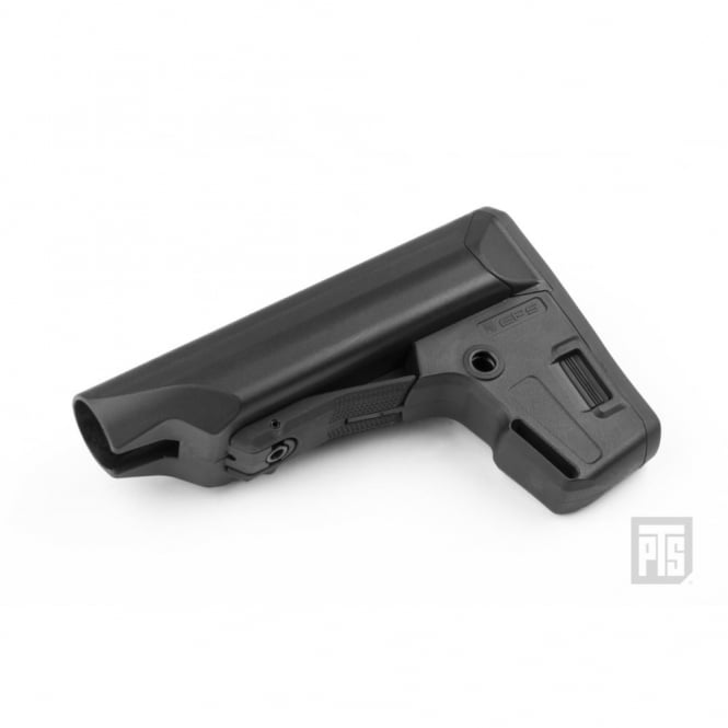 PTS Syndicate Airsoft PTS ENHANCED POLYMER STOCK (EPS) BLACK