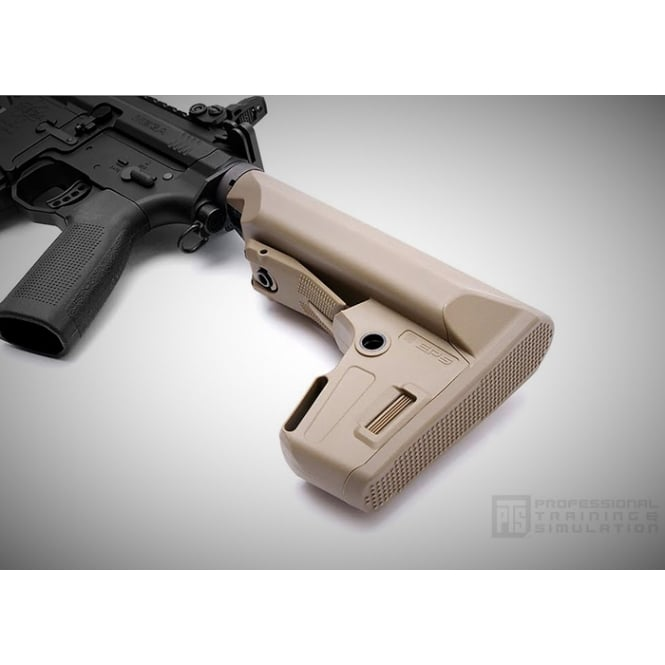 PTS Syndicate Airsoft PTS ENHANCED POLYMER STOCK (EPS) DARK EARTH