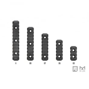 PTS Enhanced Rail Section‰ ERS‰ - M-LOK 5 SLOT