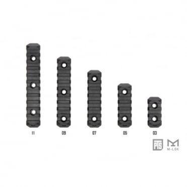 PTS®ENHANCED RAIL SECTION™ ERS™ - M-LOK 5 SLOT