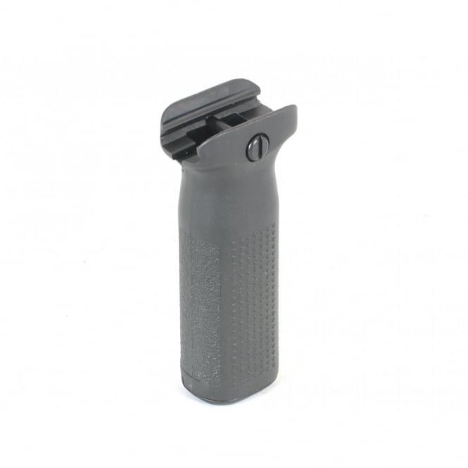 PTS Syndicate Airsoft PTS EPF Vertical Foregrip with Battery Storage Black