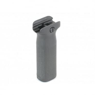 PTS EPF Vertical Foregrip with Battery Storage Black