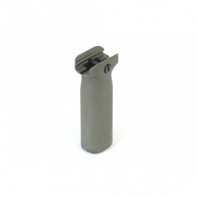 PTS Syndicate Airsoft PTS EPF Vertical Foregrip with Battery Storage Olive Drab