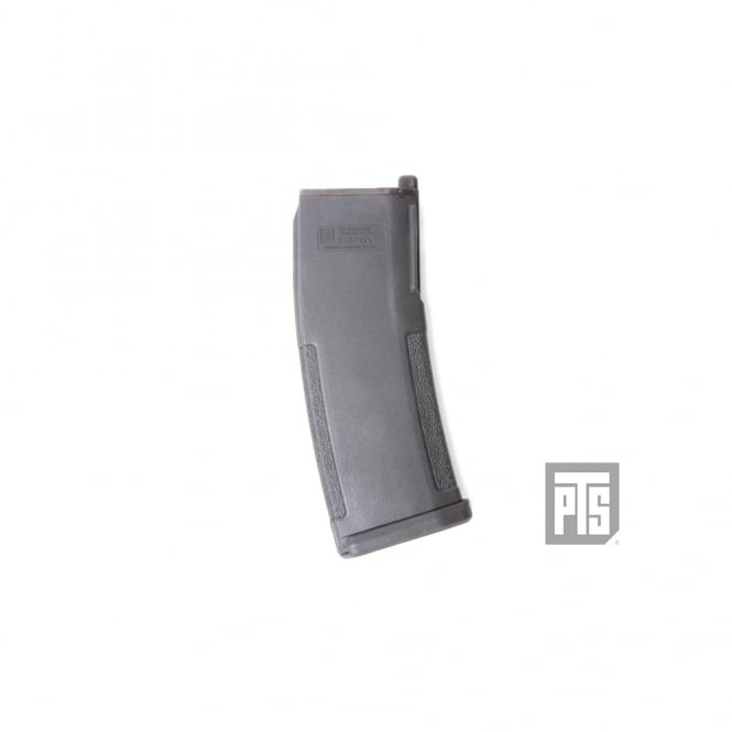 PTS Syndicate Airsoft PTS EPM Enhanced Polymer Magazine GBB Black
