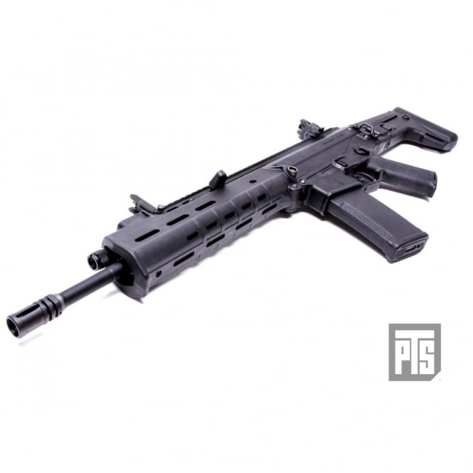 PTS Syndicate Airsoft PTS Magpul Masada GBB Rifle Black