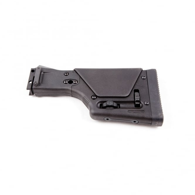 PTS Syndicate Airsoft PTS PRS 2 Stock for MASADA (black)