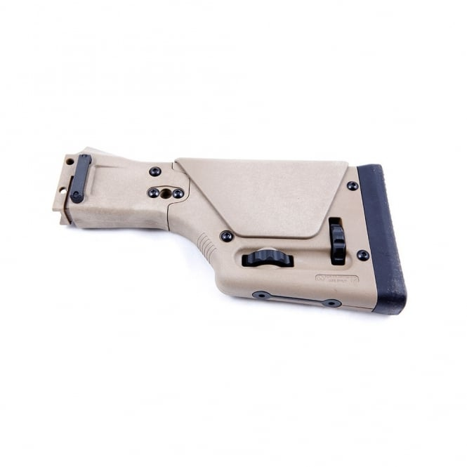 PTS Syndicate Airsoft PTS PRS 2 Stock for MASADA (Dark earth)