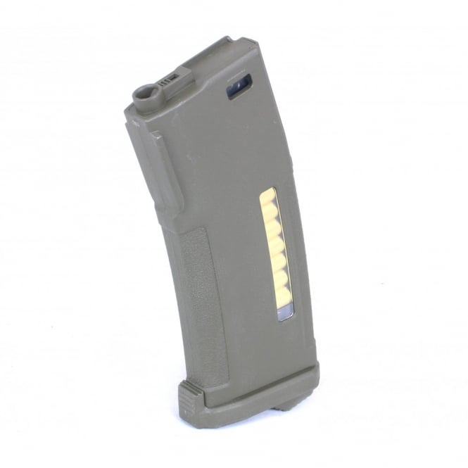 PTS Syndicate Airsoft PTS 150 Rounds EPM Magazine Olive Drab