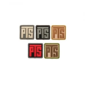 PTS logo Patch