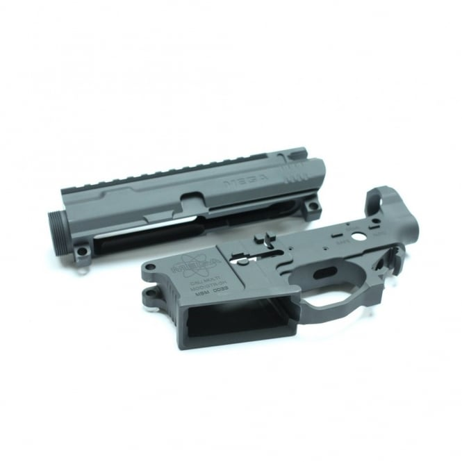 PTS Syndicate Airsoft PTS Mega Arms Upper & Lower Receivers for Systema PTW