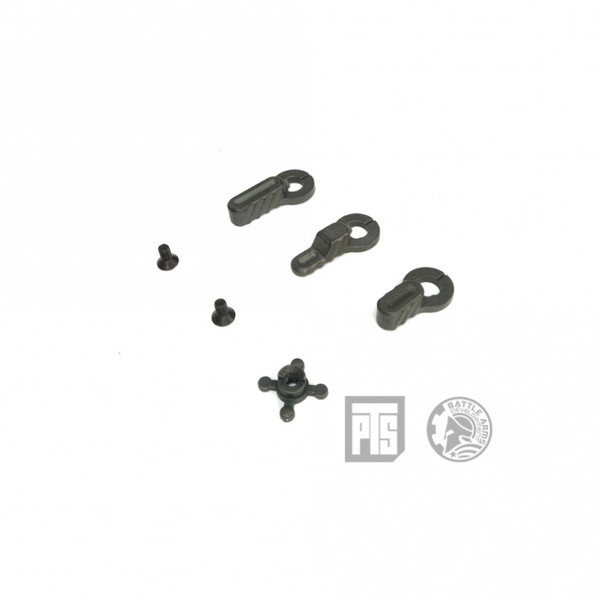 PTS Syndicate Airsoft BATTLE ARMS DEVELOPMENT SAFETY SELECTOR (ERG) Black