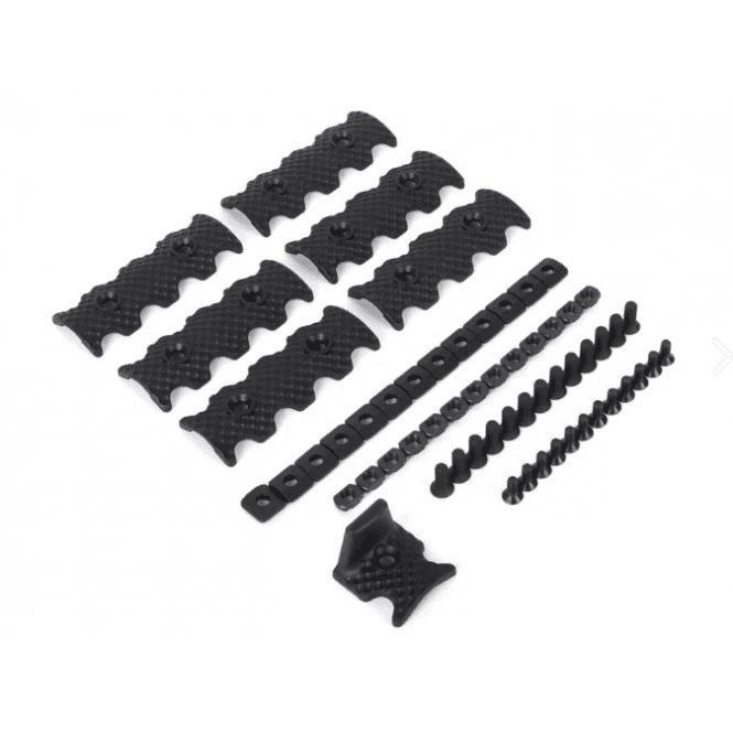 PTS Syndicate Airsoft Centurion Arms CMR Rail Accessory Pack (M-Lok) - Black