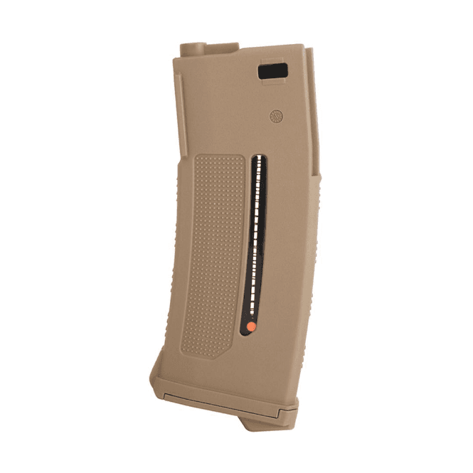PTS Syndicate Airsoft Enhanced Polymer Magazine ONE (EPM1) - Dark Earth