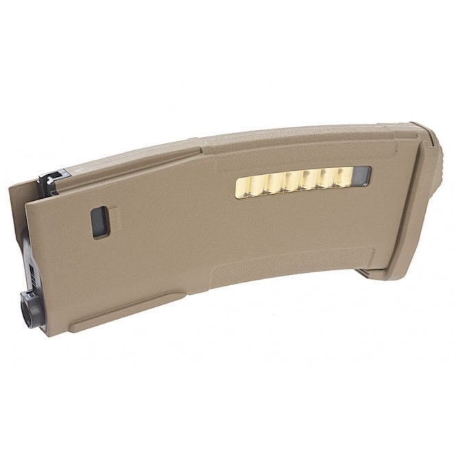 PTS Syndicate Airsoft EPM Magazine Dark Earth - Case Only