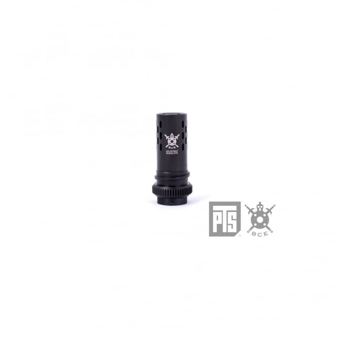 PTS Syndicate Airsoft PTS Battlecomp 51.0 Flash Hider - CW
