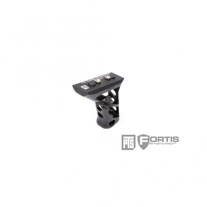 PTS Syndicate Airsoft PTS Fortis SHIFT Vertical Grip (Keymod) - Black