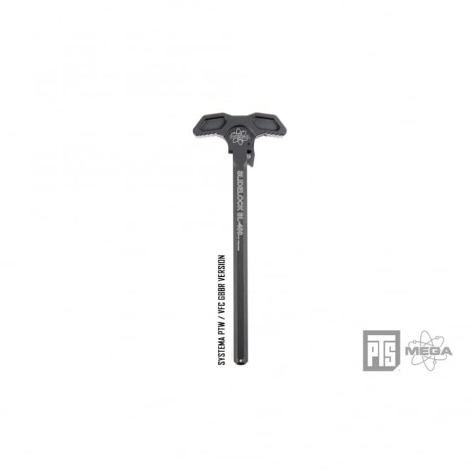 PTS Syndicate Airsoft PTS Mega Arms AR-15 Slide Lock Charging Handle-VFC/SYSTEMA