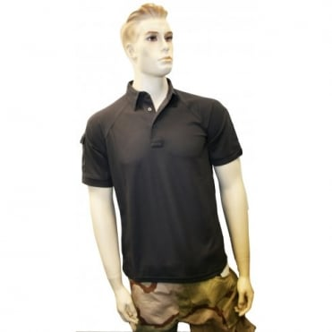 PTS Polo Shirt 2014 Version Gray