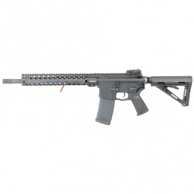 PTS Syndicate Airsoft PTS RM4 Scout ERG-CMR 12.5 Custom