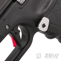 PTS Syndicate Airsoft ZEV G17 Slide Kit - Omen (RMR)