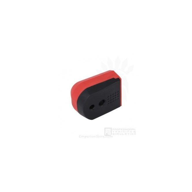 PTS Syndicate Airsoft PTS Syndicate Enhance Pistol Shock Plate (Hi-Capa 5.1) 3-pack - Red