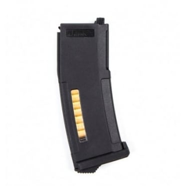 PTS Syndicate Enhanced Polymer Magazine (EPM) - for Systema M4/M16 - Black