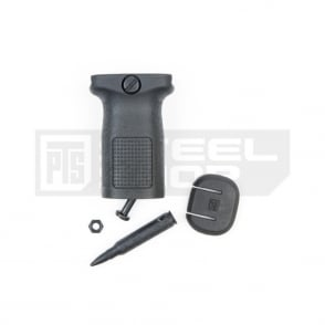 PTS Syndicate EPF2-S Short Vertical Foregrip Black