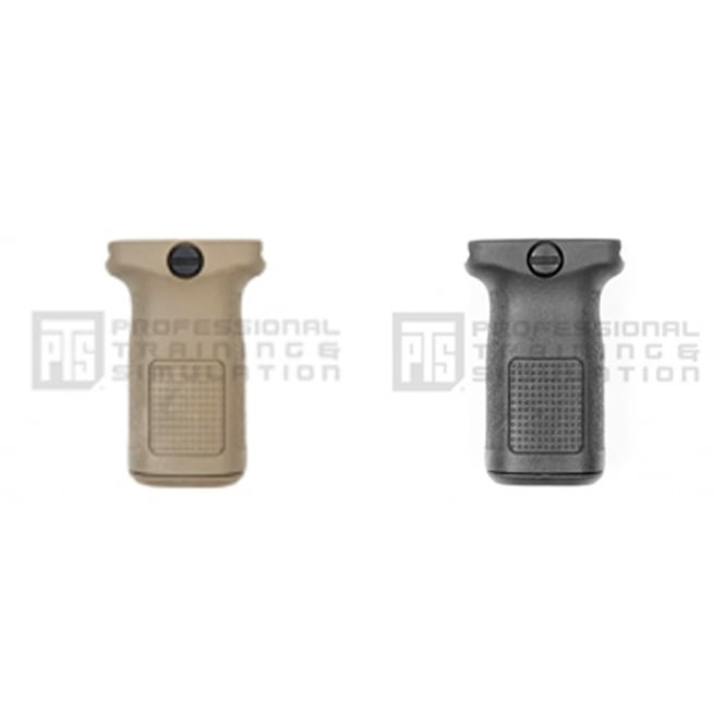 PTS Syndicate Airsoft PTS Syndicate EPF2-S Short Vertical Foregrip Dark Earth