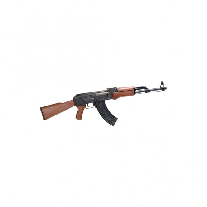 G&G Airsoft RK 47 Blow Back Imitation Wood