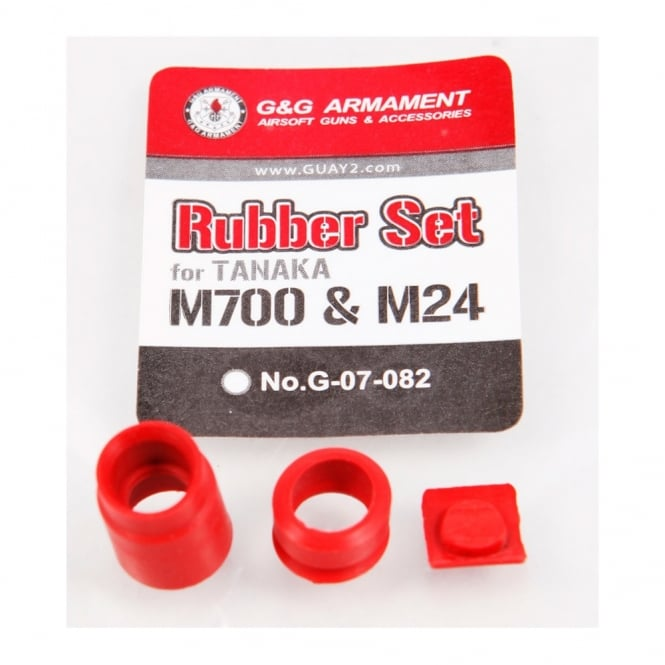 G&G Airsoft Rubber Set for Tanaka M700 & M24