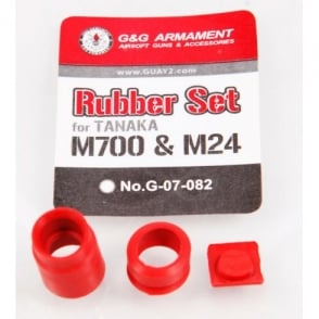 Rubber Set for Tanaka M700 & M24