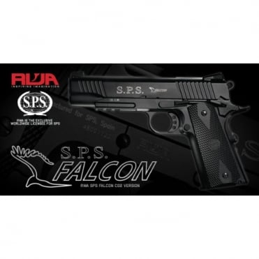 RWA SPS Falcon Co2 Version