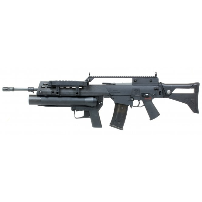 S&T G316V IDZ with Grenade Launcher/Blowback