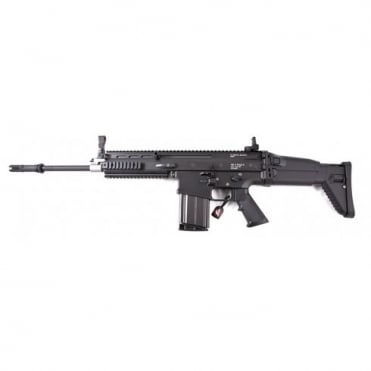 Scar H Black (Recoil Shock)