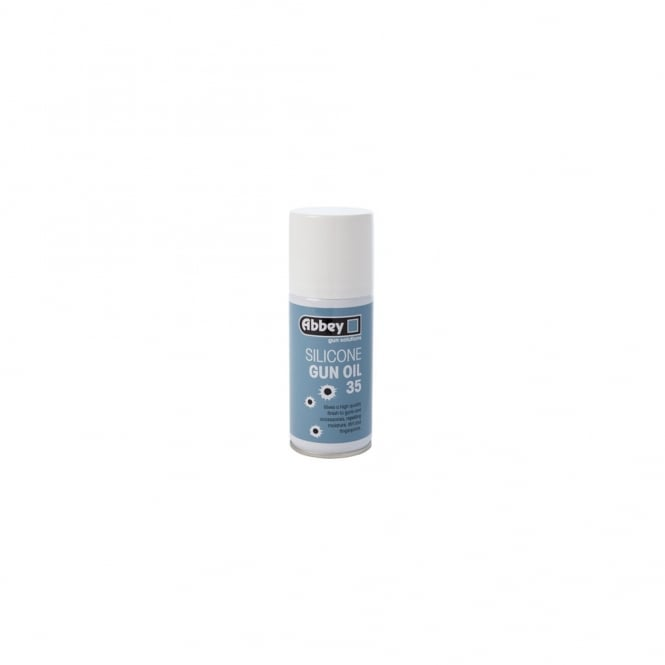 Abbey Silicone Gun Oil 35 150ml Spray Can