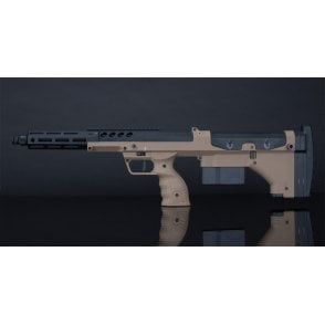 Silverback Airsoft SRS A2/M2 Covert Sniper Rifle - 16in Barrel, FDE Stock, Right Hand