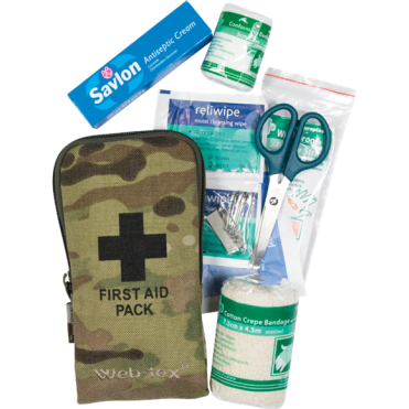 Small First Aid Kit Multicam